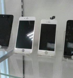 Дисплеи и стекла на iPhone