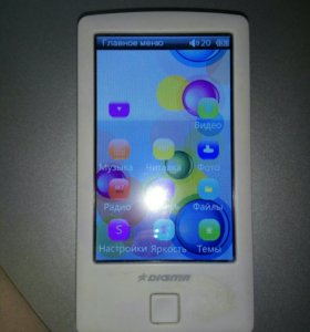 Mp3-плеер Digma Z3 4 GB