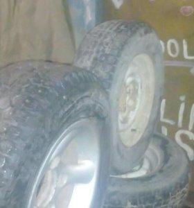 Волга: кузов,колеса