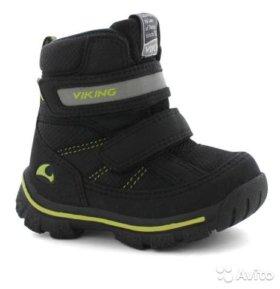 Зимние ботинки VIKING