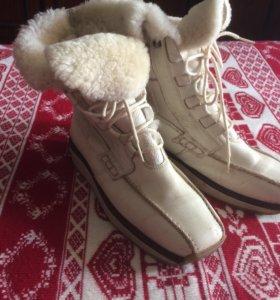 Ботинки зимние ⭐️