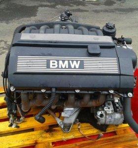 Двигатели от бмв