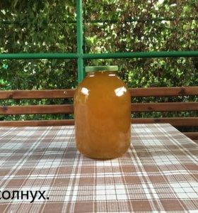 Подсолнечный мед.