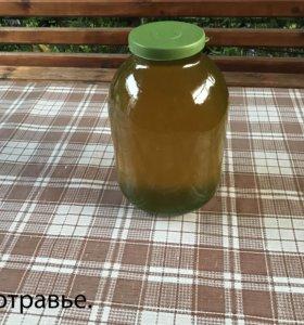 Мед из разнотравья.