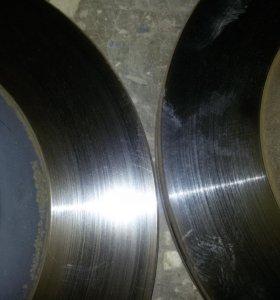 диски 295 мм и суппорты на subaru legacy Outback