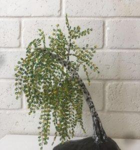 дерево ручная работа (дэкор)