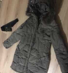 Куртка новая 44