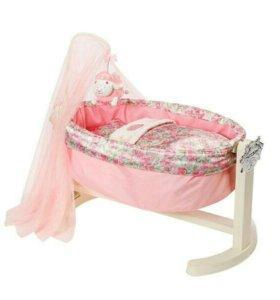 Кроватка Beby Annabel