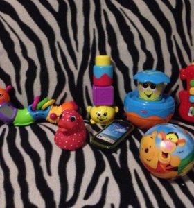 Пакет игрушек Fisher Price