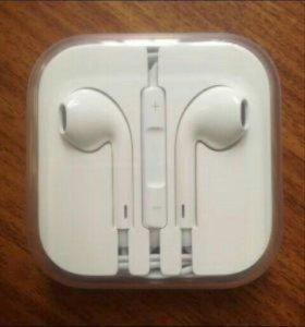 ОРИГИНАЛ наушники iPhone