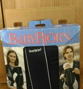 Рюкзак для переноски BabyBjorn