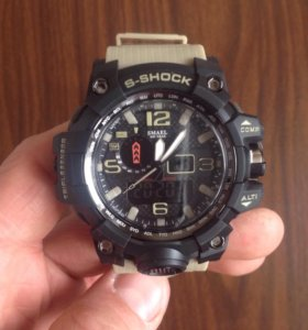 Часы s-shock