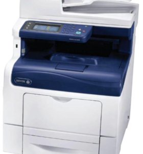Цветной многофункциональный принтер Xerox 6605