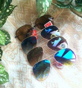 Брендовые очки (Ray-Ban, Dior, Chanel, Miu Miu)