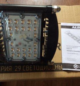Светильник светодиодный уличный ДКУ 29-40-001-40