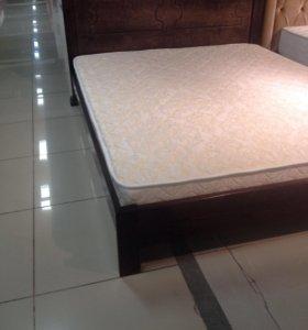 Кровать с матрасом ormatek