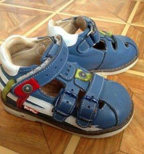 Обувь для мальчиков MyMini, размер 21