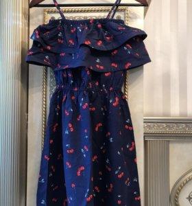 Новое летнее платье DG