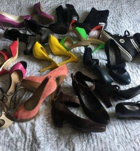 Обувь б/у но как новая (40)