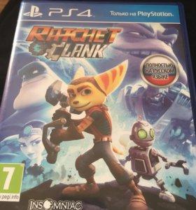 Игра для PS4 Медиа Ratchet & Clank