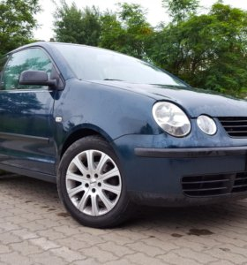 Volkswagen Polo 1.2 МТ 2002