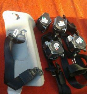 комплект ремней безопасности Ауди Q7
