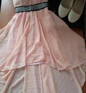 Платье Балетки