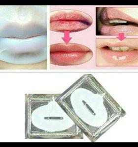 Увлажняющая маска для губ