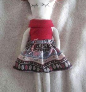 Мягкая кукла, hand made