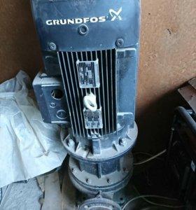 Насос с электродвигателем Grundfos MG 180 + TP 65