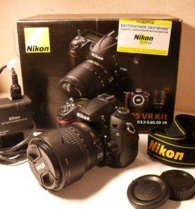 Nikon D7000 Kit 18-105mm f/3.5-5.6
