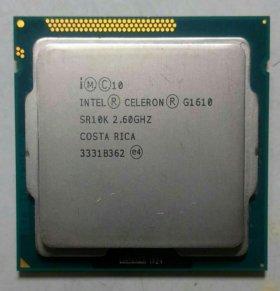 Процессор Intel Celeron g1610