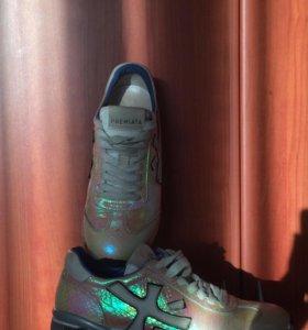 Итальянские кроссовки PREMIATA