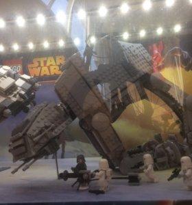 Lego Star Wars At-At Лего звездные войны