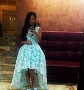 Свадебное ( вечернее ) платье