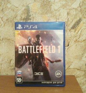 Продам Battlefield 1 для ps4