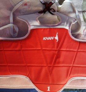 Защитный жилет для карате
