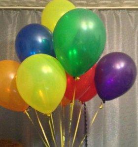 Гелевые шары фигуры не дорого