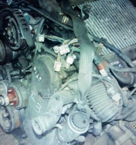 Двигатель 1 KD в разбор