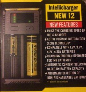 Зарядка для аккумуляторов.