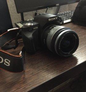 Фотоаппарат Sony a230