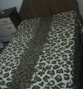 кровать полуторка+матрац