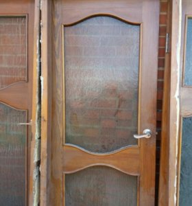 Двери массив