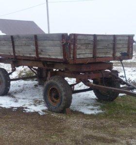 тракторная телега