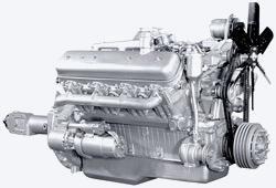 Двигатель ЯМЗ-238АК для комбайнов ДОН