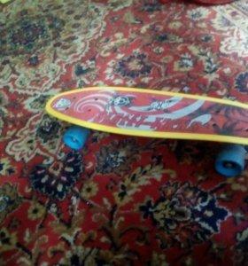 Скейт виде доски для серфинга