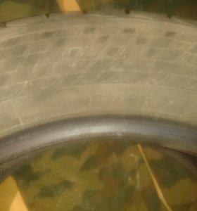 3 шины гудьер, 1 екохама (R16)