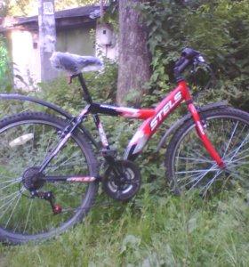 Продаю горный велосипед STELS NAVIGATOR 530