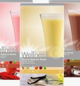 Wellness: Сухая смесь для коктейля «Нэчурал Баланс»