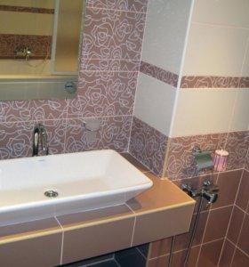 Ремонт туалетов, санузлов, ванных комнат